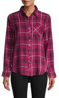 C&C California Plaid Button-Down Shirt