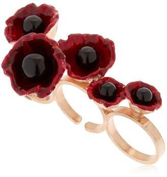 Futuro Remoto Gioielli Five Flowers Ring