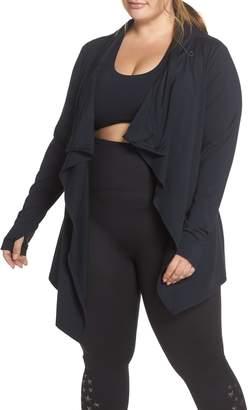 SHAPE Activewear Odyssey Wrap Jacket