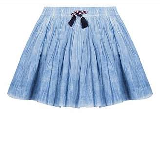 9e0f7f429 3 Pommes Girl's 3n27064 402 Petticoat Skirt Not Applicable,(Manufacturer  Size: 4A/