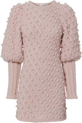 Zimmermann Fleeting Bauble Sweater Dress
