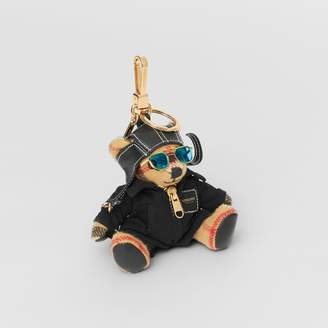 Burberry Thomas Bear Charm in Flight Suit
