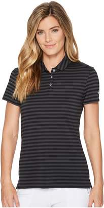 Nike Dry Polo Short Sleeve Stripe Women's Clothing