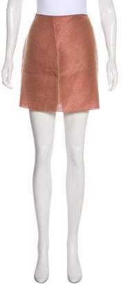 Marni Patterned Mini Skirt