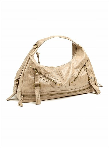 Jessica Simpson® Large zippered hobo