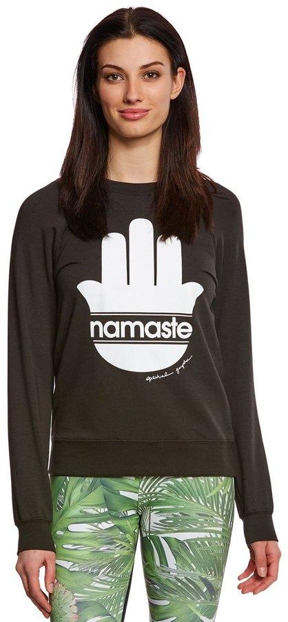 Spiritual Gangster Namaste Stripes Pullover 8152721