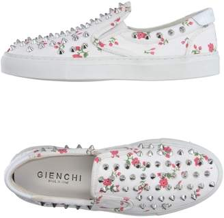 Gienchi METAL Low-tops & sneakers - Item 11192610