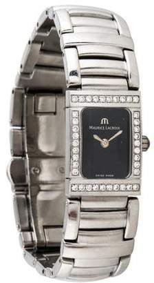 Maurice Lacroix Miros Integral Diamond Watch