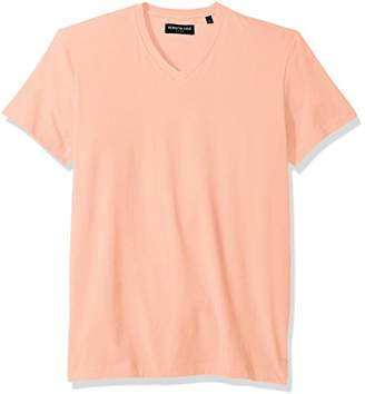 bf5e4d89a7 Kenneth Cole New York Men s Cotton Spandex V-Neck T-Shirt