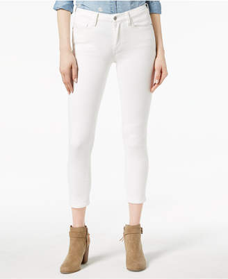 Buffalo David Bitton Faith Cropped Skinny Jeans