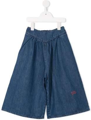 Bobo Choses flared shorts