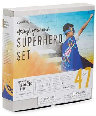 Seedling Design Your Superhero Cape Kit