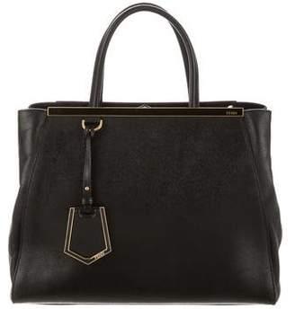 Fendi Leather 2Jours Tote