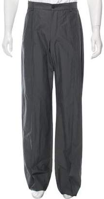 Giorgio Armani Relaxed Flat Front Pants w/ Tags
