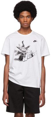 Nike ERL White Edition Witch T-Shirt