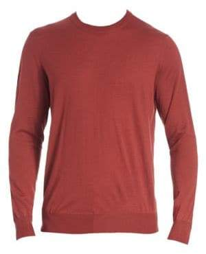 Brunello Cucinelli Wool/Cashmere Crewneck Sweater