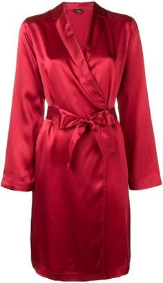 La Perla kimono short robe