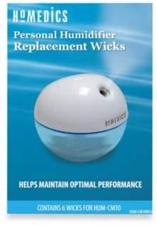Homedics Refill Wicks For HoMedics® Personal Ultrasonic Humidifier