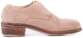 Guidi lace up shoes
