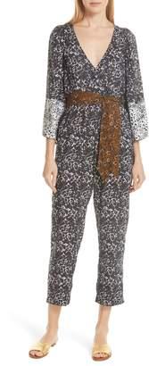 Apiece Apart Meru Belted Jumpsuit