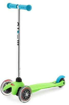 Micro Kickboard Mini Micro Scooter, Green/Blue