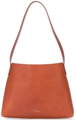 Mansur Gavriel Brandy small hobo bag