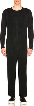 Issey Miyake Homme Plisse Overalls