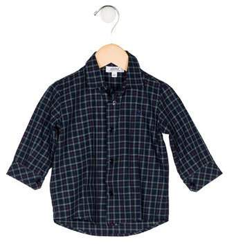 Aletta Boys' Button-Up Shirt