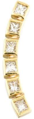 Jennifer Meyer 18K Diamond Ear Climber