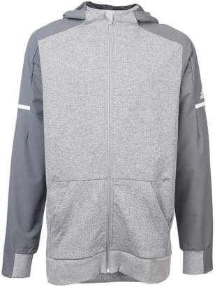 adidas Athletics Squad full zip hoodie