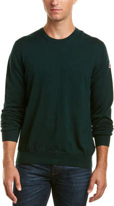 Moncler Maglia Wool Crewneck Sweater