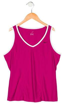 Nike Sleeveless Knit Top