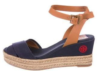 Tory Burch Marion Platform Wedges
