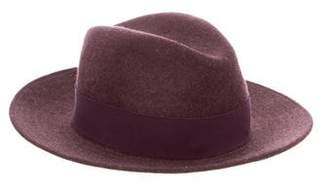 Paul Smith Wool Fedora Hat