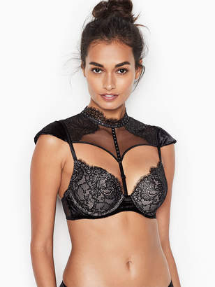 Very Sexy Eyelash Lace Bra Top