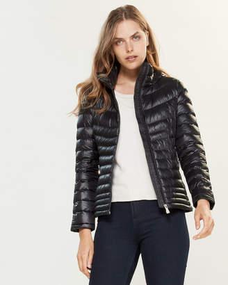 Calvin Klein Hooded Packable Down Jacket