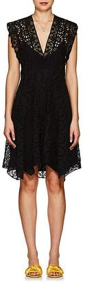 Isabel Marant Women's Kierra Eyelet A-Line Dress