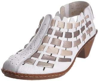 Rieker Girls Would Lay The Sina Court Shoes In Stacks Leder Fashion Sneakers