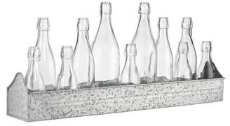 Home Essentials and Beyond Fiddle Fern 12-Piece Bottle Caddy