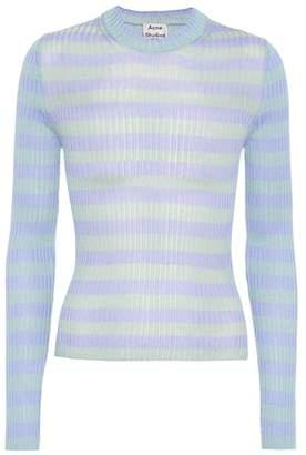 Acne Studios Rutmar cotton-blend sweater