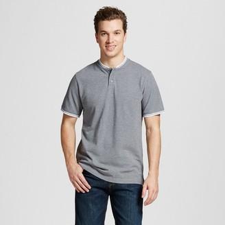Merona Men's Henley Shirt $12.99 thestylecure.com