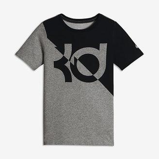 Nike Dry KD Big Kids' (Boys') T-Shirt $30 thestylecure.com