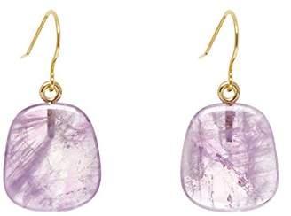 Lola Rose Women Purple Coral Amethyst Dangle and Drop Earrings 702027
