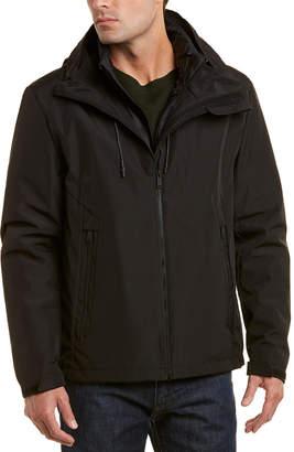 Cole Haan Stitchlite Rain Jacket