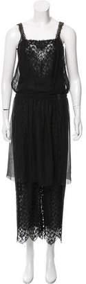 Chanel Embellished Lace Jumpsuit