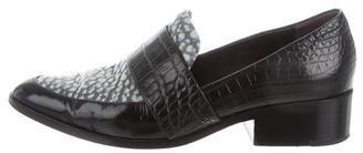 3.1 Phillip Lim3.1 Phillip Lim Leather Embossed Loafers