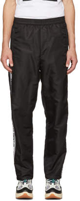 Opening Ceremony Black Nylon Warm-Up Lounge Pants