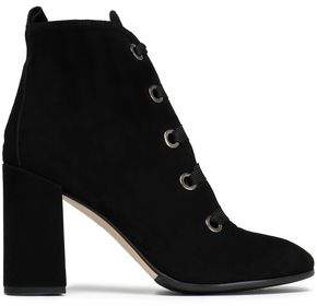 Bea Yuk Mui Iris & Ink Suede Ankle Boots