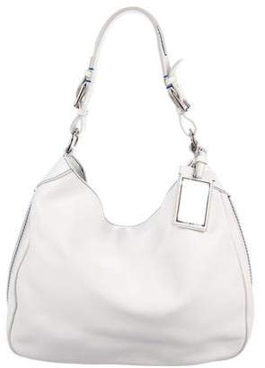 Ralph Lauren Leather Shoulder Hobo