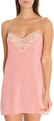 Jonquil In Bloom by Lace Trim Chemise
